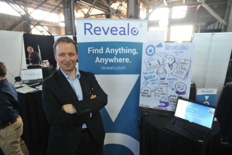 Revealo - Tech Crunch Disrupt 2015