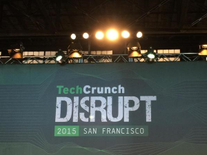 Tech Crunch Disrupt 2015